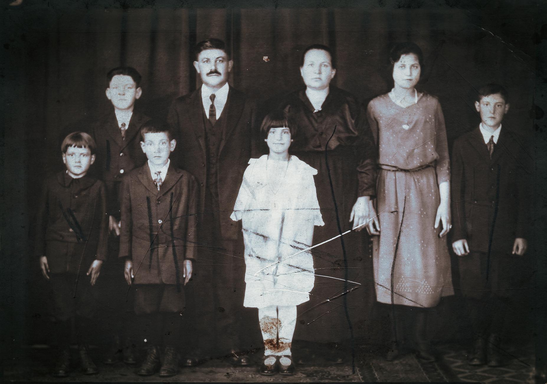 Buscemi Family